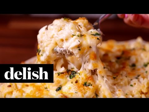 Crab Mac & Cheese | Delish