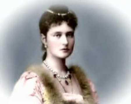 Бичевская Жанна - Царица Александра