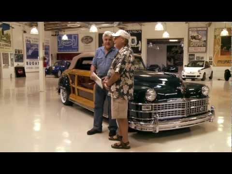 1948 Chrysler Town & Country Convertible - Jay Leno