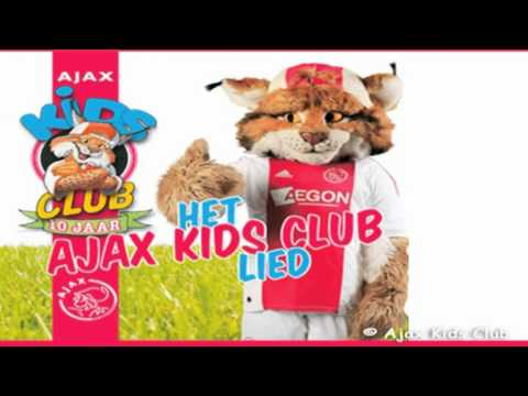 Het Ajax Kids Club-lied