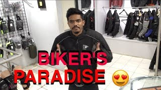 ONE STOP SHOP FOR ALL B KERS  N MUMBA   BEST PLACE FOR JACKETSHELMETSB KE ACCESSOR ES