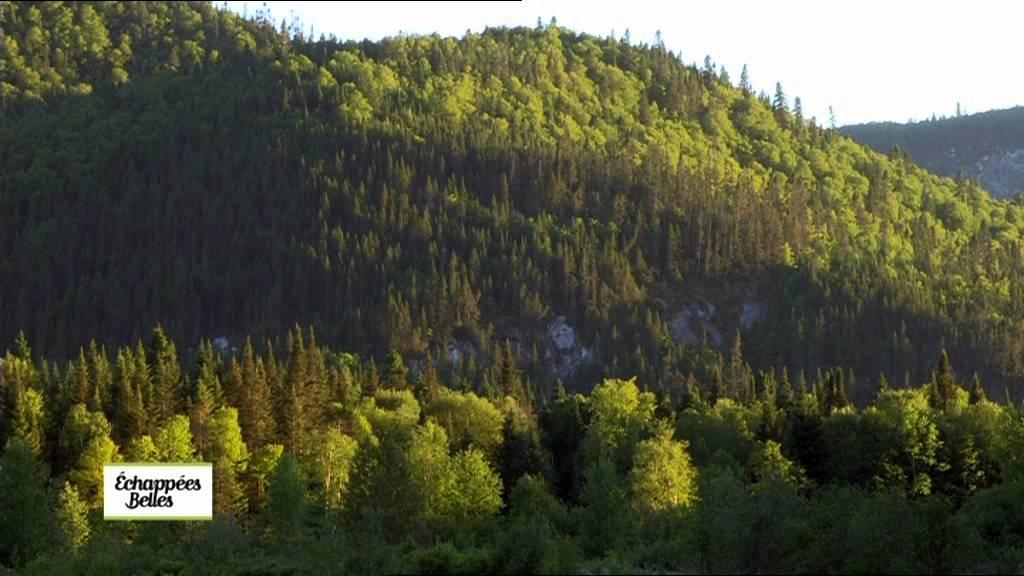 Québec, le chant de la nature - Echappées belles #1