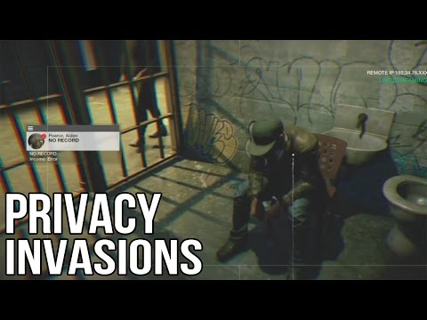 The Best Privacy Invasions - Watch Dogs 2