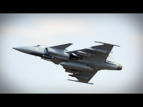 SAAF 2 Squadron - SAAB Gripen - 'The Flying Cheetahs'