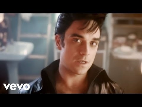 Клип Robbie Williams - Advertising Space