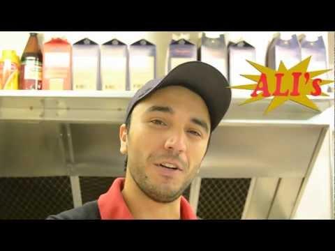 Ali's Kiosk och Grill - (Local Commercial in Swedish)