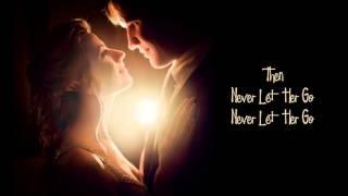 Never Let Her Go + HD / David Gates + Bread / Lyrics