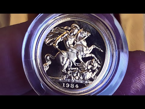Let's talk Elizabeth II Gold Sovereigns | 1984 Proof arrives
