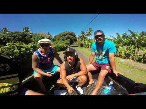 Cruising in Rarotonga 2017