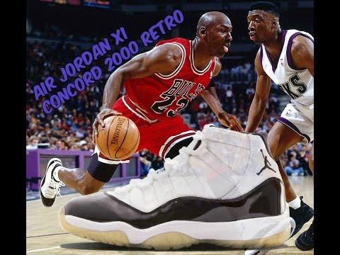 2000 Nike Air Jordan XI \