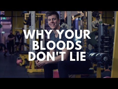 Why your bloods don't lie with wellness expert coach, Jordan Travers