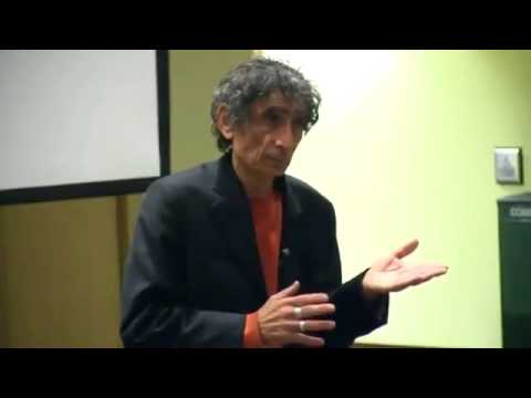 Gabor Mate The Hungry Ghost The Biopsychosocial Perspective of Addiction Part 3