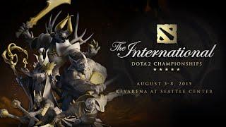 DOTA 2 - The International 2015, el torneo de videojuegos mas millonario del mundo