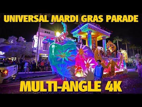 Universal Mardi Gras Parade 2018 | Universal Orlando