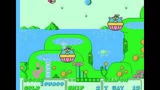 NES ファンタジーゾーン / Fantasy Zone in 04:07