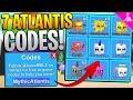 7 ROBLOX MINING SIMULATOR MYTHICAL ATLANTIS UPDATE CODES!