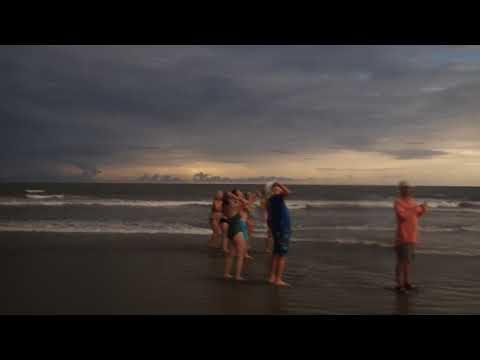 Full Solar Eclipse Isle of Palms South Carolina