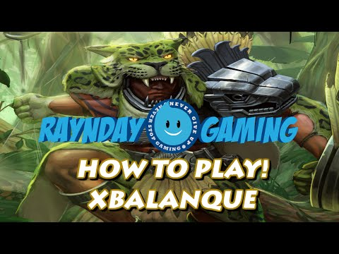 How To Play Xbalanque: 2-Shot Damage Build, Combo Guide and Gameplay! (SMITE) - Season 3