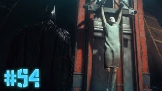 Batman Arkham Knight Walkthrough Part 54 - The Perfect Crime (PS4)