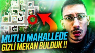 MUTLU MAHALLEDE GİZLİ MEKAN BULDUK !! / Duo Xpeaw ( Fortnite Battle Royale Türkçe )