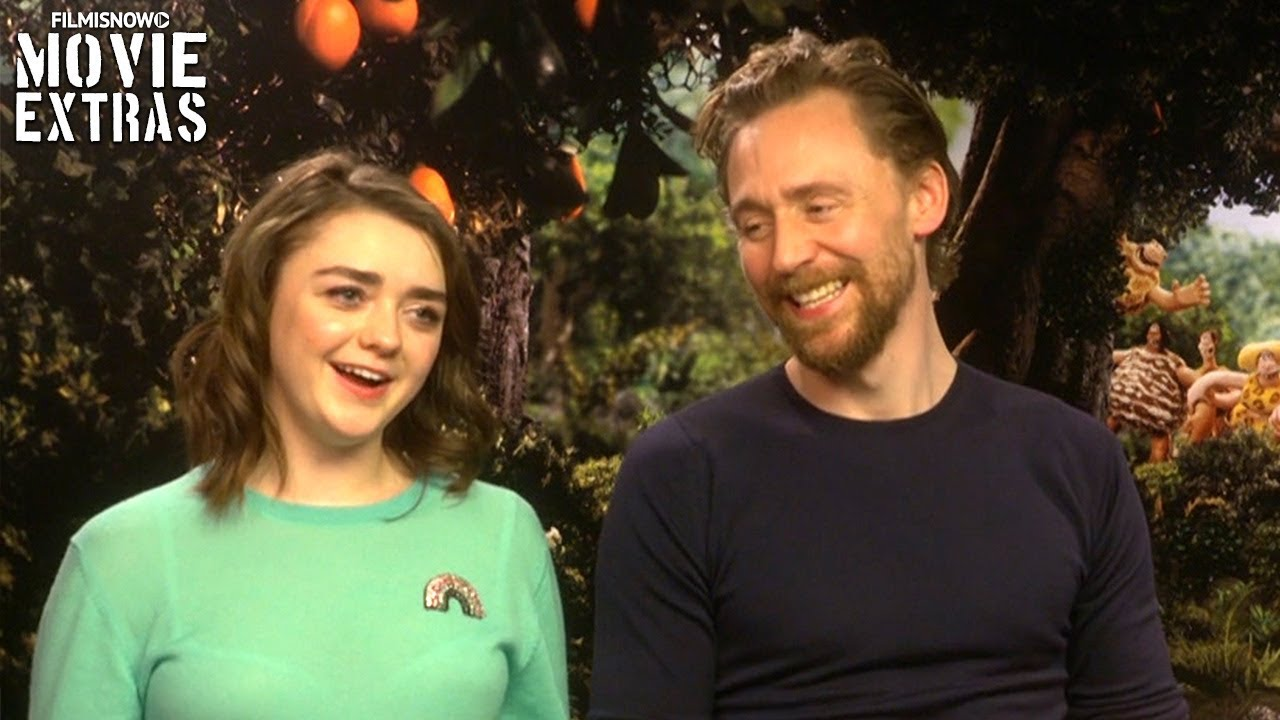 Download Early Man (2018) Maisie Williams & Tom Hiddleston talk about their experience making the movie
