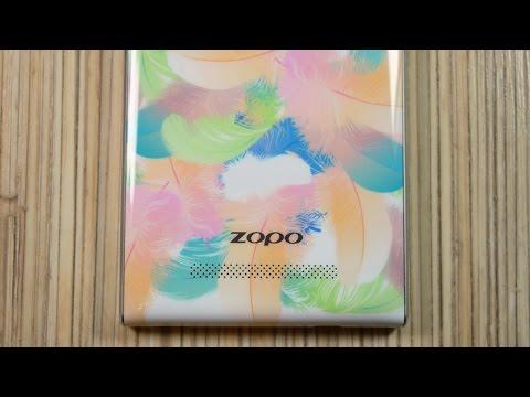 Обзор Zopo ZP920 Magic с качественной фотокамерой и рисунком сзади (review)