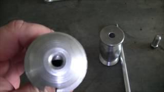 видео Обратный молоток для кузовного ремонта