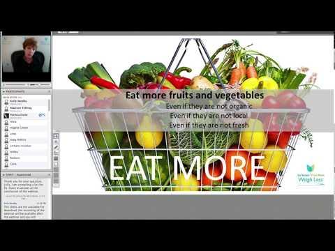Organic vs Conventional Webinar