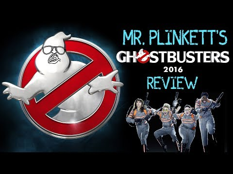 Mr. Plinkett's Ghostbusters (2016) Review
