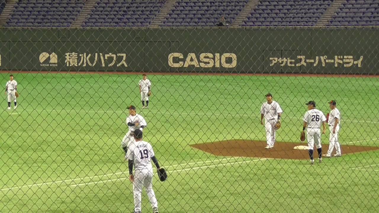 三菱重工名古屋 シートノック(...