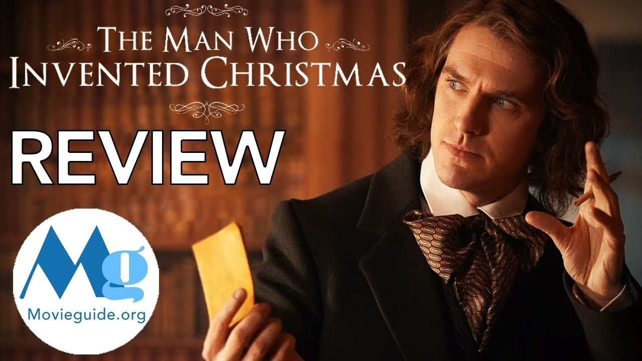 The Man Who Invented Christmas Dvd.The Man Who Invented Christmas Movieguide Movie Reviews