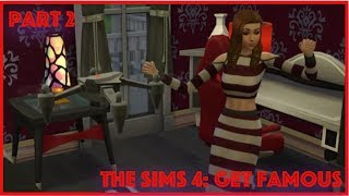 The Sims 4: Get Famous // Drone Recording (Part 2)