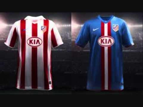 equipaciones liga española 2011