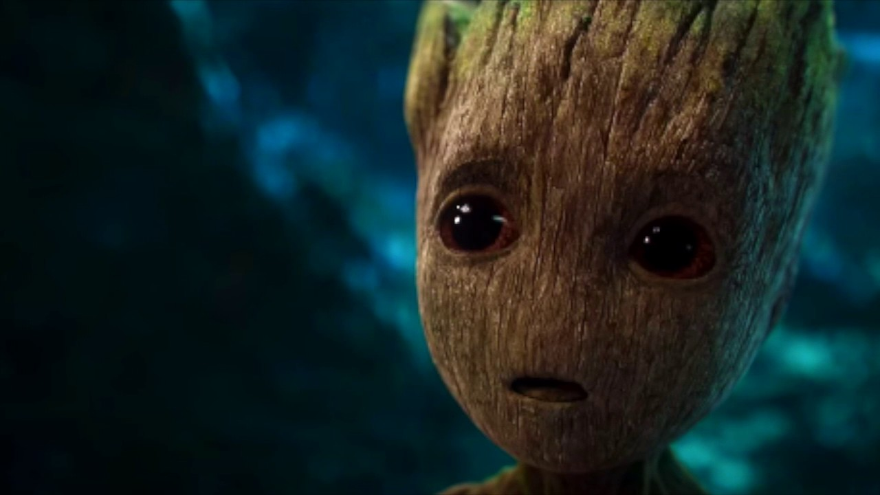 Guardians of the Galaxy 2 [GOTG 2] Baby Groot Dancing to Mr  Blue Sky  Opening Dance Scene Explained