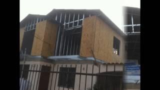 construccion segundo piso en metalcom sindempart