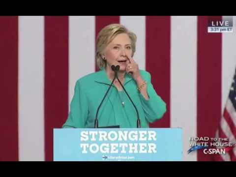 Hillary Clinton Finally Admits the Truth