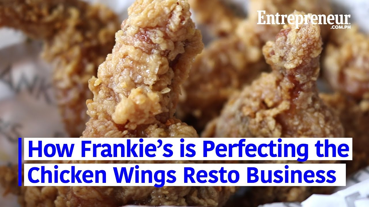 How Frankie S Is Perfecting The Chicken Wings Resto Business Youtube
