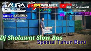 Dj Sholawat Bas Empuk || Aura Musik jember || Dj Sholatum || Dj sholawat adem di hati