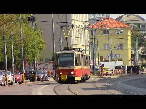 Trams & Trolleybuses in Bratislava Električky a trolejbusy v Bratislave  (1/4)