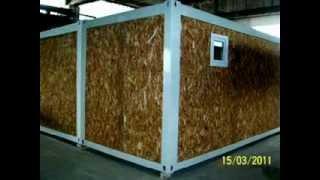 Case containerizate modulare  Metal Building Ltd.