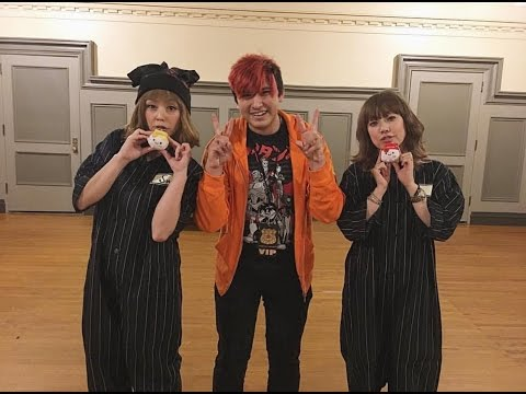 My PUFFY AMI YUMI Concert Experience In San Francisco! Meeting PUFFY AMI YUMI:A Memorable Experience