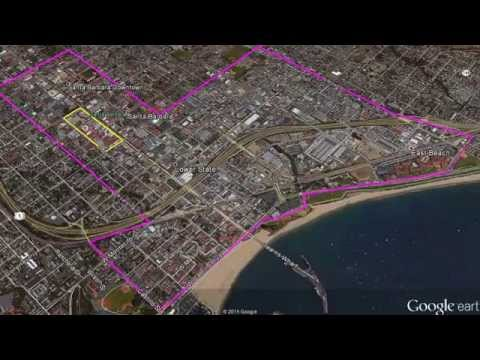 Santa Barbara Power Lines and Potential for Microgrids
