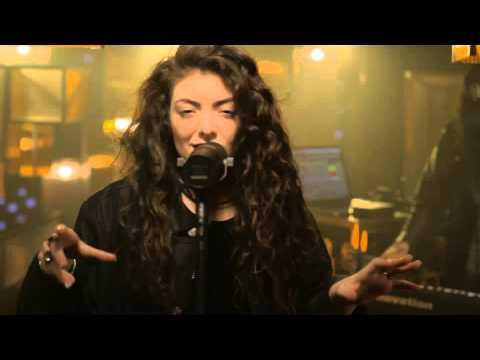 Lorde - Buzzcut Season (Live At The Orange Lounge)