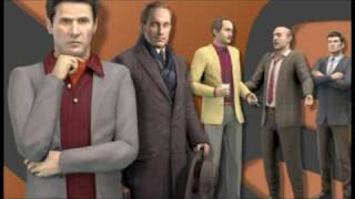 The Godfather 2 - Il Padrino 2 PC Gameplay Intro Part 1