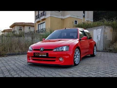 PEUGEOT 106 GTI - DIMMA