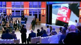 Сепаратистская кока-кола на первом канале