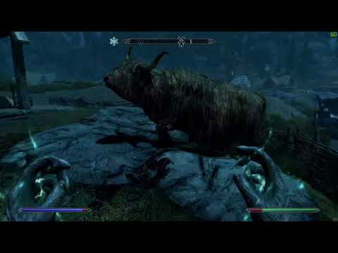 Skyrim - Cheat Room Update Console Commands?