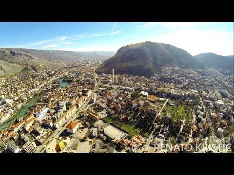 Mostar, Zračni snimci | 2014 | (1080p)