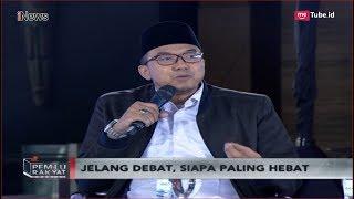 Komentar Relawan Jokowi Soal Masalah Hukum di Indonesia - Pemilu Rakyat 17/01