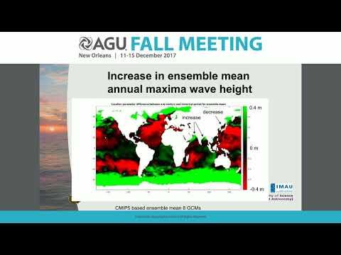 2017 Fall Meeting - OS21B: Sea Level Rise and Coastal Flooding I